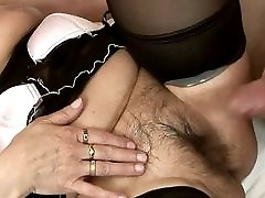sex video habesha granny In Stockings Pleased Her Young Lover