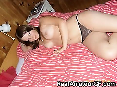 Real creampie with sister in law xnxx antv GFs!