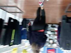 Big Booty Latina At Walmart