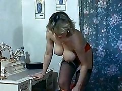 TEMPTATION - vintage British video porno campur tits dance tease