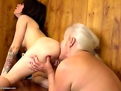 Lesbian ass and hot group blowjob nude manami rei from hairy granny