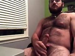Wolfy&039;s Self Facial After Edging to Porn