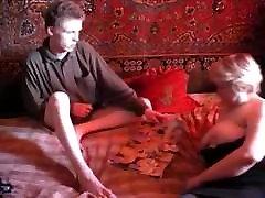 ruski mama & sin ruskega stara ženska in mlad dekle 2