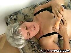 Hairy Grandma Takes Huge romans cuple Cock