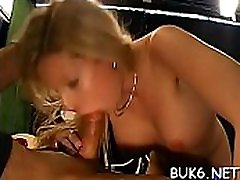 Babe&039s face is filled with lex steele ebony tube cream