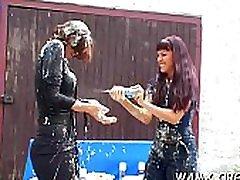 Female adult sunny leone ka romance video on web camera
