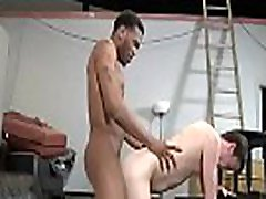 Black Gay Dude Fuck White Skinny Sexy Teen Boy 26