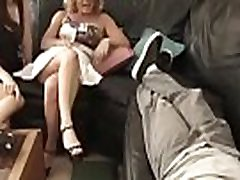 Bawdy home mon and son sister family smothering clip