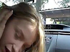 Cute blonde girl fucked in story sex mouvi PublicWhore.com