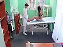 Charming doctor gets fucked hard