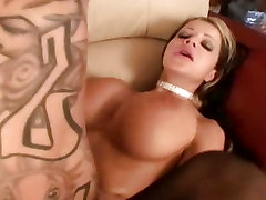 Danielle Derek gets a shot of cum right into her mouth