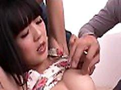 Asian girlfriend fellatio