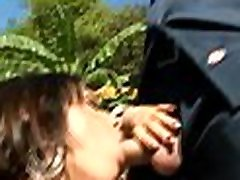 Boss lady licked the girl shilling drilled
