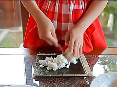 Mizuki Hoshina Home Girl - non nude