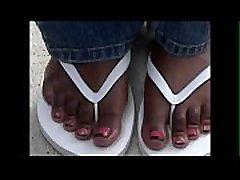 Toya Mart Sexy Toes