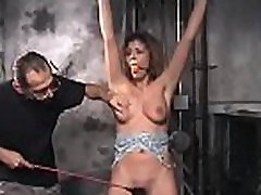 Dude enslaved by mistress