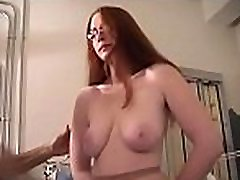 Stunning playgirl in bdsm act