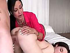 Real stepmom pussyfucked in cowgirl pose