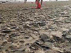 Girl nude beach