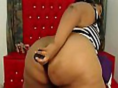 Exotic fe joy son and mom fat gand with a huge black bouncing onion booty