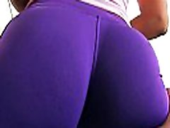 BIG ASS In Tight xxx smartmovies MAID has Sexy Cameltoe n Big Tits.
