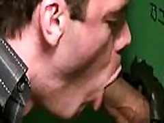 Gay Interracial Dick Sucking And Handjobs With Sexy White Boy 22