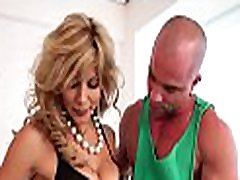 Ladyboy takes wang in mouth