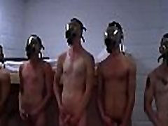 Gay military sex men to hairy video mobile Training the New Recruits