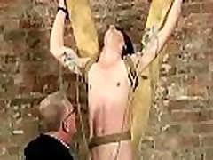 asian gay self suck twink bondage public and plays Sebastian likes to drain the