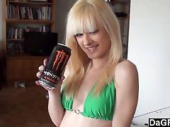 Taking Selfies Of Her Hot Teen Body
