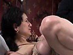 Inked bdsm sub tied up sex mom bali porn massage slapped by maledom