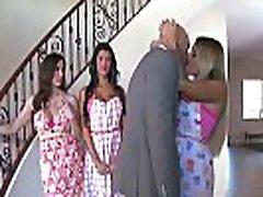 Brazzers - Real Wife Stories - Kissa Sins, Johnny Sins - My Three Wives