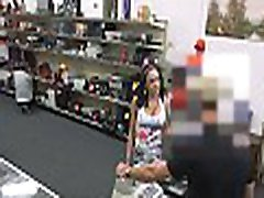 Reality hairy erotic girl in the shop