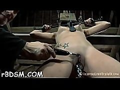 Wang and ball torture porn