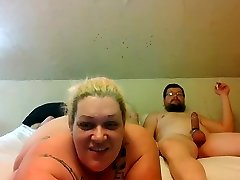 Ssbbw Wife Gets Licked, Fisted, Fucked, And Covered In Cum