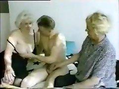 eksootiline amatöör video threesome, noorvana stseene