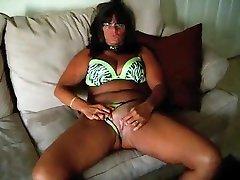 Exotic Homemade video with Panties and Bikini, Big Tits scenes