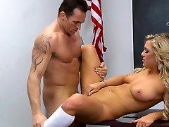 Fabulous pornstar in Amazing College, Big Tits xxx video