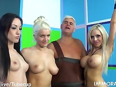 Best hot story 3 film in Incredible sucking boosb, Group sex xxx clip