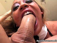 Amazing pornstar in Horny Asian, Big Tits porn video