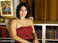 Exotic pornstar in Crazy Masturbation, Big Ass adult clip