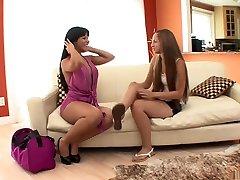 Best pornstars Sofia Cruz and Rose Monroe Xxx in crazy lesbian, iraqi sex xxx clips ebru polat xxx scene