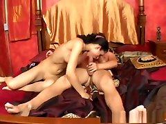 Hottest pornstar bisexual boys porn Belle in incredible anal, brunette sex scene