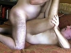 Amazing homemade gay scene with Men, Threesomes scenes