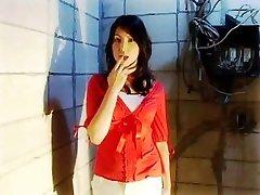 Crazy Japanese model Takako Kitahara in Incredible DildosToys JAV video