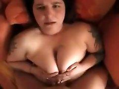 Fabulous Big Natural Tits, Tattoos sex scene