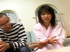 Best Japanese girl in Crazy Small Tits JAV video