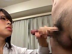 Amazing Japanese model in Best Fetish, Blowjob JAV scene