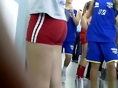 Volleyball Cameltoe