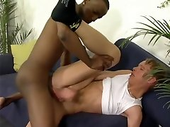 Amazing homemade gay video with Twink, Blowjob scenes